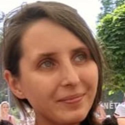 Mgr.  Anna  Gnot, Ph.D.